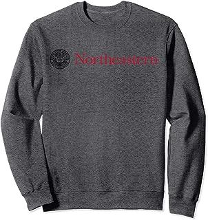 NU Huskies Northeastern University NCAA Sweatshirt PPNEU07