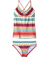 Billabong Kids - Surfin' Billa Tankini Set (Little Kids/Big Kids)