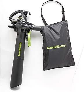 LawnMaster Blower, Mulcher and Vacuum, 12 AMP
