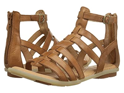 Born Tripoli (Light Brown Full Grain) Women
