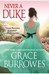 Never a Duke (Rogues to Riches) Kindle Edition