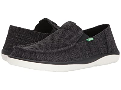 Sanuk Vagabond Tripper Mesh (Black) Men