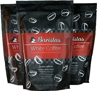 Baristas Ground White Coffee