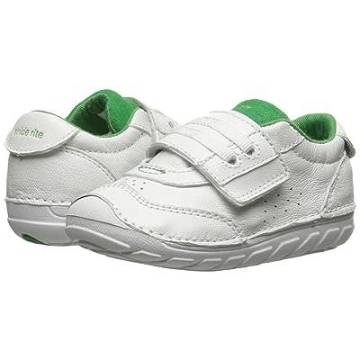 Stride Rite Soft Motion Wyatt (Infant/Toddler) (White) Boys Shoes