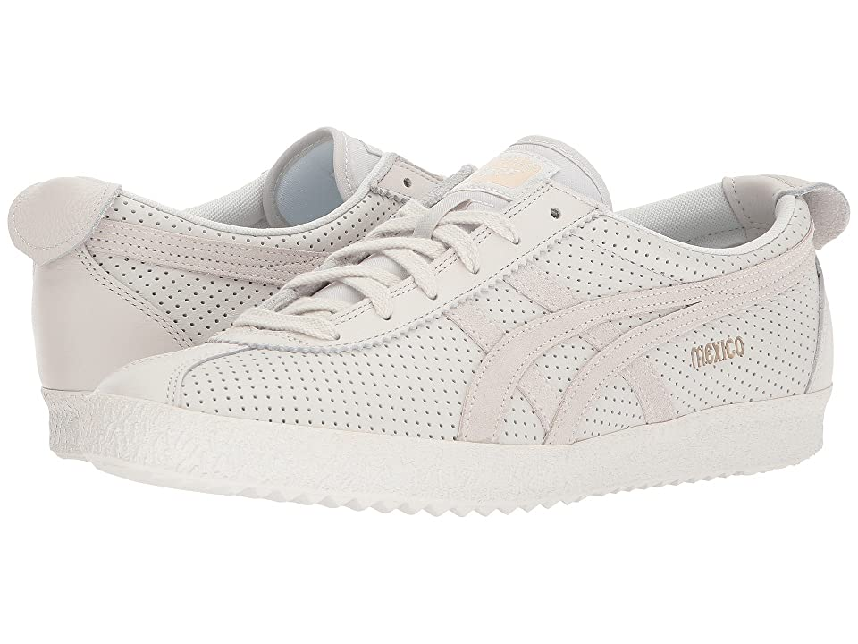 Onitsuka Tiger by Asics Mexico Delegation (Vaporous Grey/Frosted Almond) Athletic Shoes