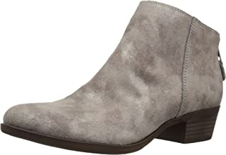 Lucky Brand Women's Bremma Ankle Boot, Taupe, 9.5 M US