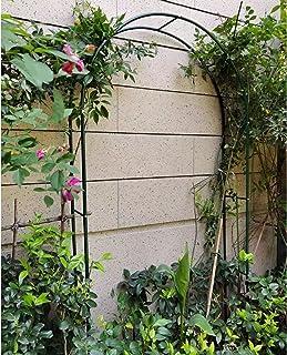 铁玫瑰拱形 花园ガーデンアーチ 花朵形状 蔷薇 庭院园林拱门拱形框架パーゴラ 組立 キット