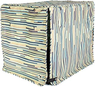 """Molly Mutt Dog Crate Cover - Fits 30""""x19""""x21"""" Crate - Dog Kennel Cover - Dog Cage Cover - Small Dog Crate Cover 30 Inch - ..."""