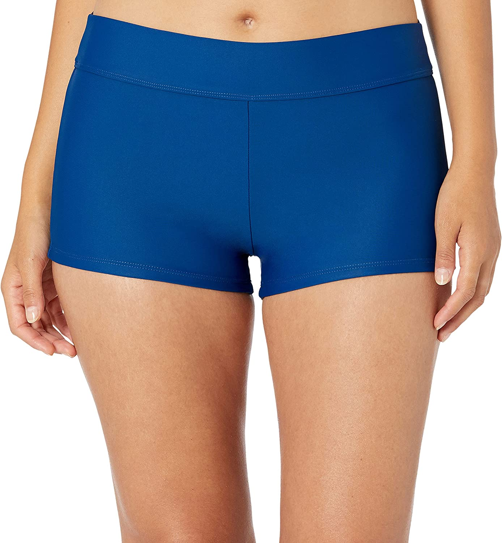 Caribbean Joe Women's Standard Banded Boy Short
