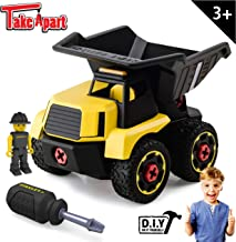 red dump truck toy