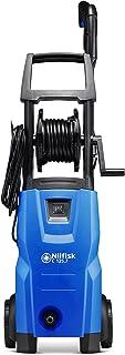 Nilfisk Hidrolimpiadora 128471166 C-PG 135 bar con control PowerGrip, limpiadora de agua a presión para hogar, exteriores ...