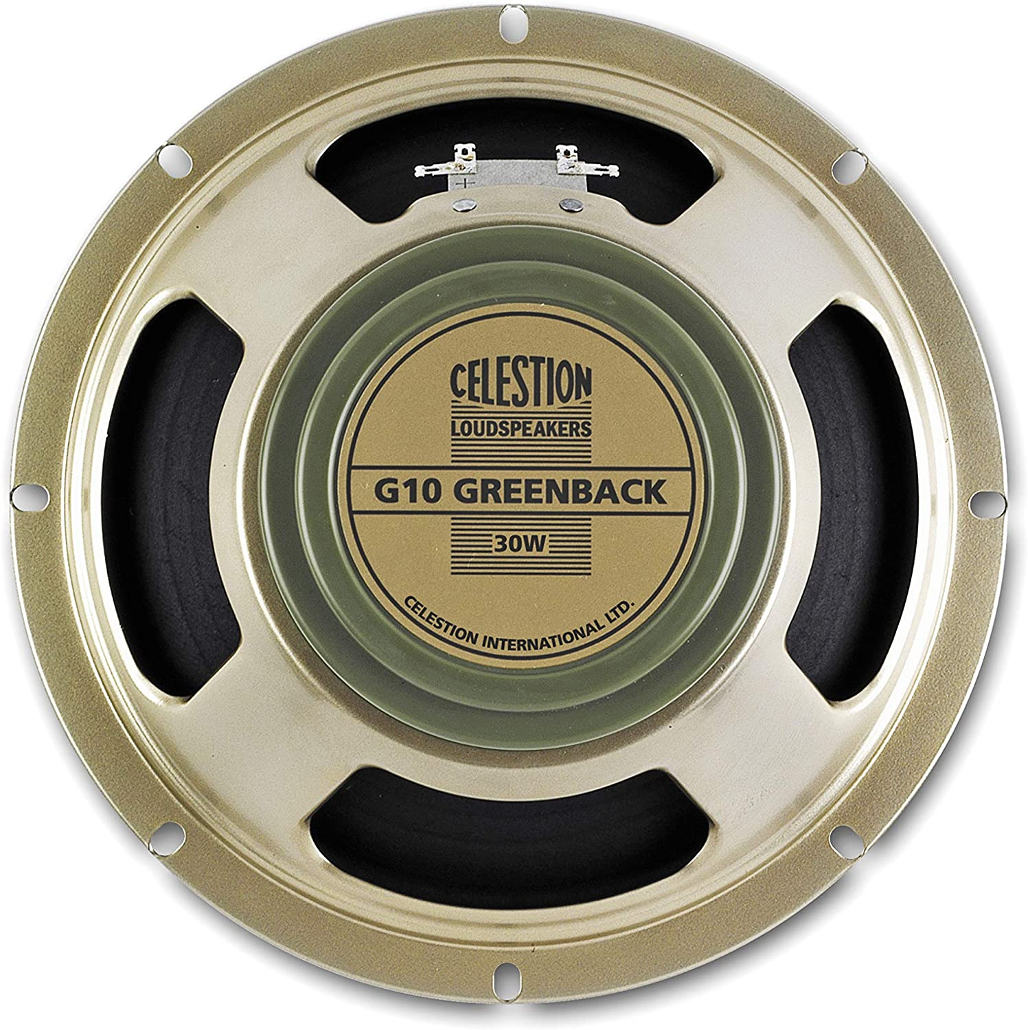 8 Ohm Celestion G10 Vintage Guitar Speaker