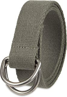 Dickies Men's Cotton Web Belt