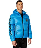 DSQUARED2 - Artic Rave Nylon Ripstop Puffer Jacket