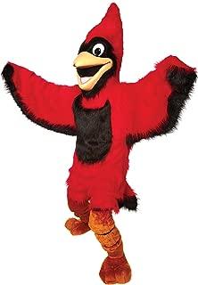 cardinal mascot head