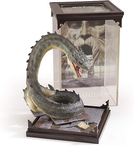 La Noble Collection Créatures Magiques - Basilic