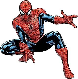 spiderman iron on transfer