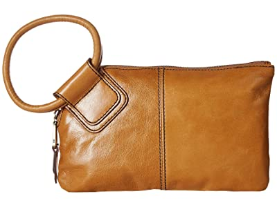 Hobo Sable (Honey) Clutch Handbags