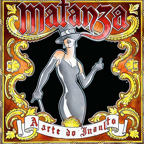 album matanza a arte do insulto