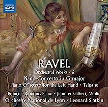 Lyon National Orchestra; Francois Dumont; Jennifer Gilbert - Orchestral Works 6 (2019) LEAK ALBUM