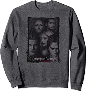 Vampire Diaries So Here We Are Sweatshirt