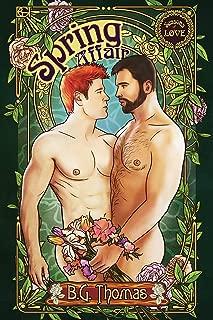 Spring Affair (Seasons of Love Book 1)