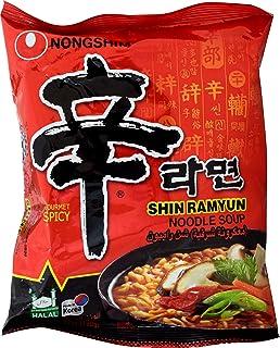 Nong Shim Shin Ramyun Single MS 120g