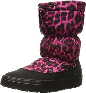 حذاء برقبة طويلة للنساء لودج بوينت من كروكس