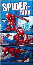 Marvel Spider-Man Handtuch Strandtuch für Kinder Verschiedene Designs 70 x 140 cm, 100%..