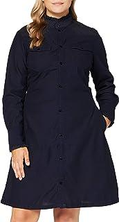 G-STAR RAW Western Slim Frill Vestido Casual. para Mujer