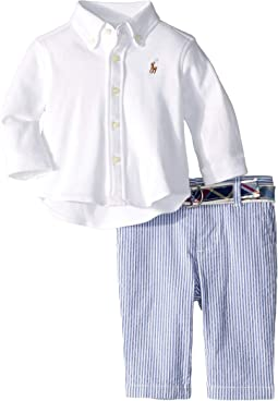 Shirt, Belt and Pants Set (Infant)