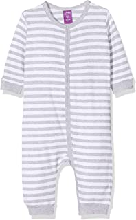 Pijama fino sin pies bebé 100% algodón orgánico