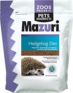 Mazuri Hedgehog Diet, 8 oz Bag