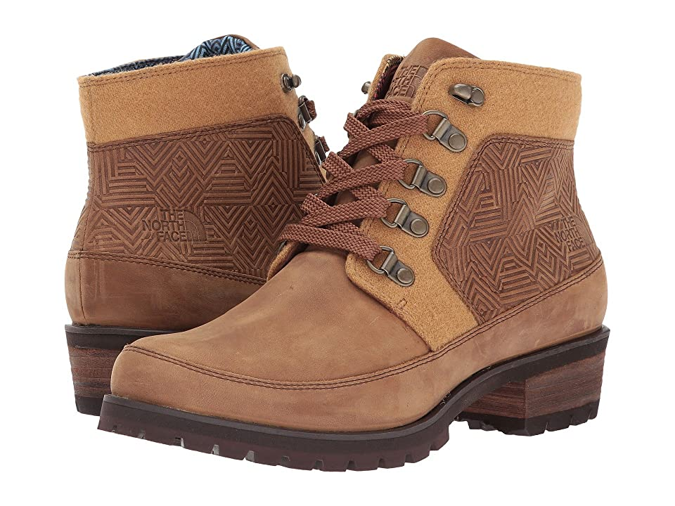 The North Face Bridgeton Ankle Lace (Tagumi Brown/Brunette Brown) Women