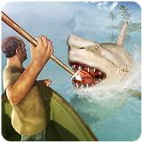Evoluzione dello squalo sott'acqua