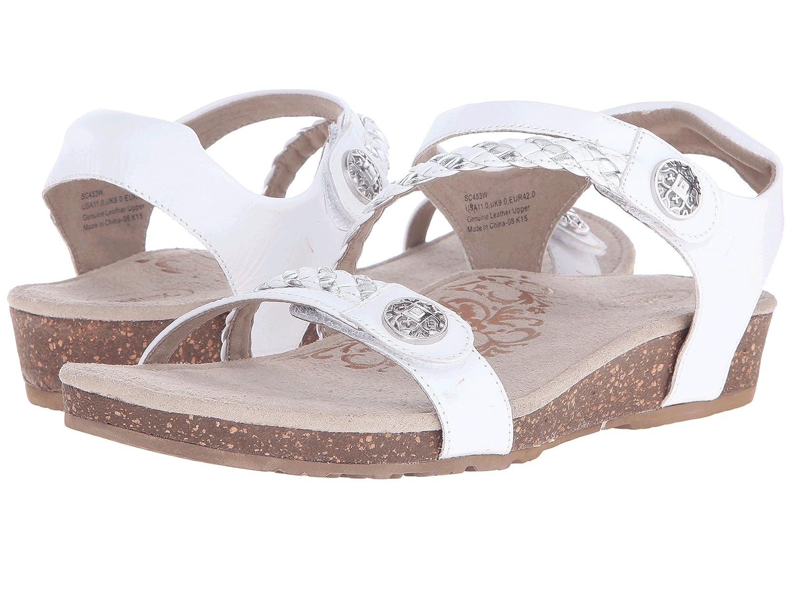 Aetrex Jillian Quarter StrapAtmospheric grades have affordable shoes