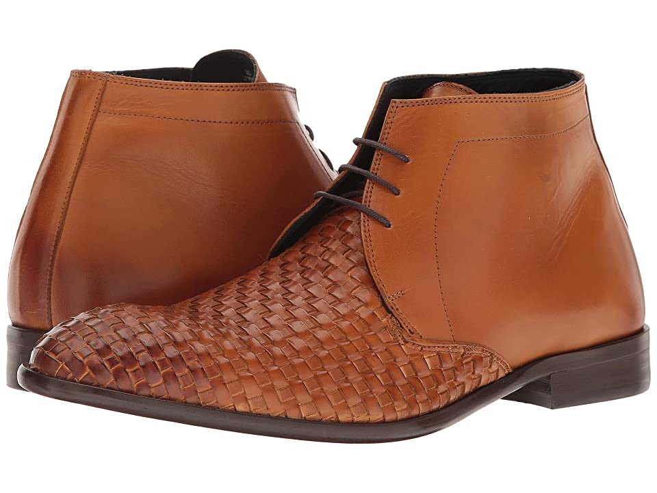 Messico Oriol (Burnished Honey Leather) Men