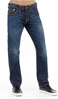 Men's Super T Geno Slim Jeans w/Flap in Indigo Journey