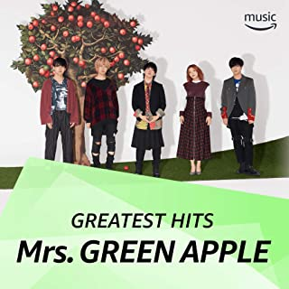 Mrs. GREEN APPLE ソングス in Prime