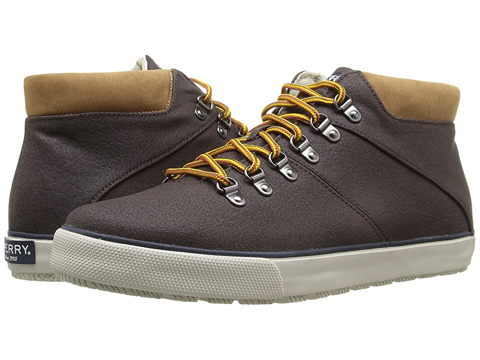 Sperry Striper Alpine (Dark Brown) Men