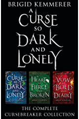 Curse So Dark and Lonely: The Complete Cursebreaker Collection: A 3 Book Bundle (English Edition) Format Kindle