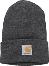Carhartt Youth Toddler Boys' Acrylic Watch Hat, Charcoal Heather