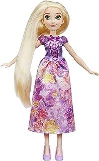 Disney Princess-E0273ES2 Rapunzel Brillo Real, Multicolor. (Hasbro E0273ES2)