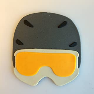 Ski Helmet 266-175 Cookie Cutter Set (Plastic, 4 inches)