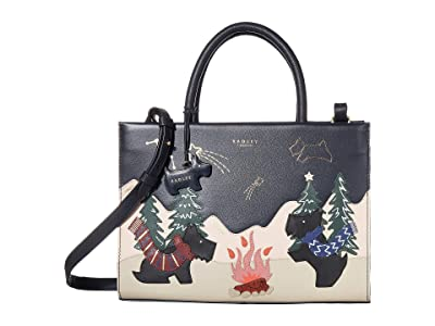 Radley London Stargazing Medium Grab Multiway (Ink) Satchel Handbags