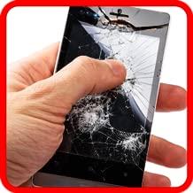 Cracked Phone Screen Prank