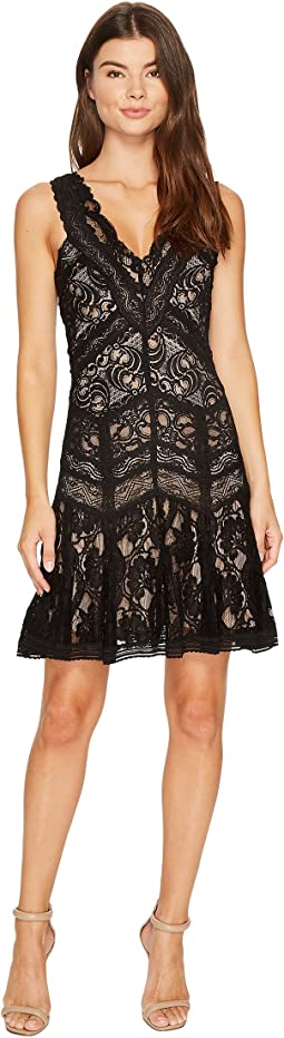 Lace Combos Fit and Flare