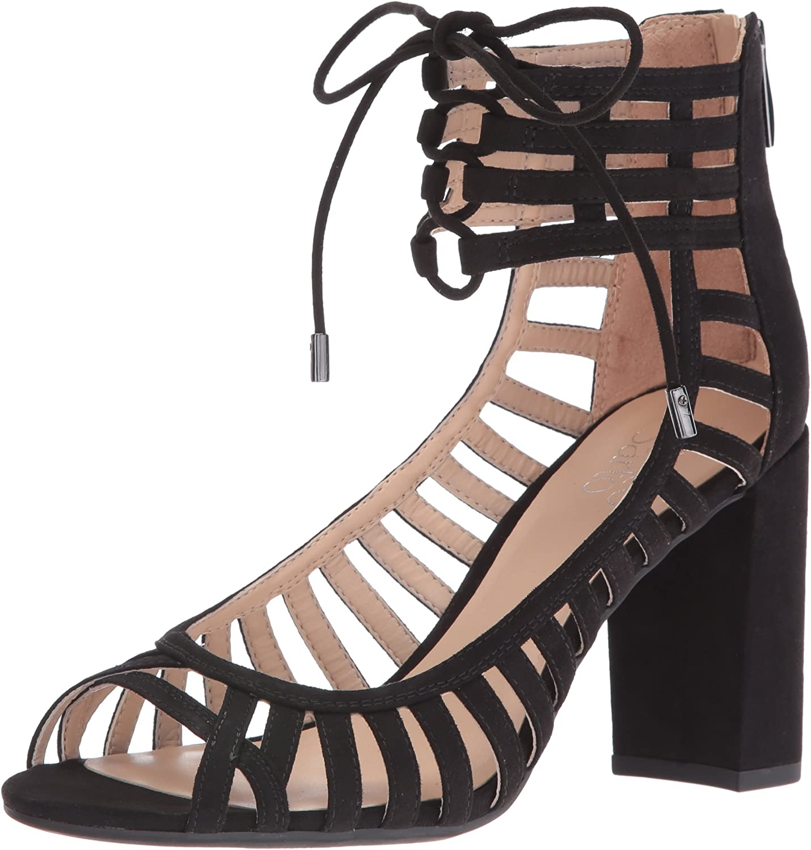 Franco Sarto Womens Emira Dress Sandal
