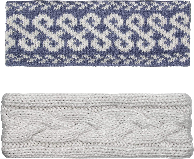 Banded Winter Headband (2-Pack)