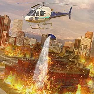 City Helicopter 911 Rescue Simulator- Air Ambulance Flying Games for Kids FREE